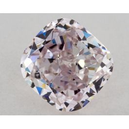 1.83 carat, Fancy Purplish Pink, VS1 Clarity, Cushion, GIA