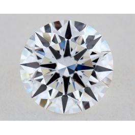 1.71 carat, Natural Faint Blue, VVS2 clarity, Round, GIA