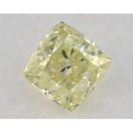 1.03 carat, Natural Fancy Yellow Green, Radiant Shape, VS2 Clarity, GIA