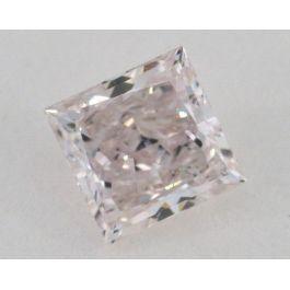 0.71 carat, Natural Pink Diamond, Radiant Shape, VS2 Clarity, GIA