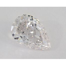 3.19 Carat, Natural Very Light Pink, Pear Shape, SI2 Clarity, GIA