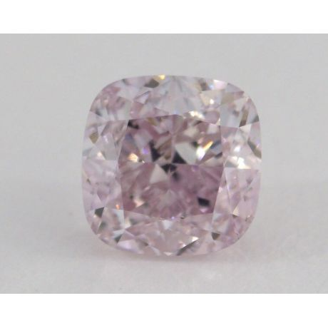 0.71 Carat, Natural Fancy Purple-Pink, Cushion Shape, SI1 Clarity,  GIA