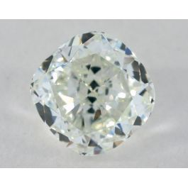 1.42 carat, Natural Fancy Bluish Green, Cusion Shape, IF Clarity, GIA