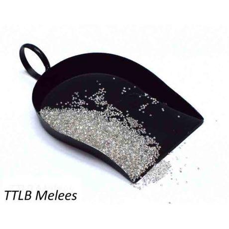 Top Top Light Brown Melees (TTLB) SI+,Clarity
