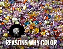 Ten Reasons why Color