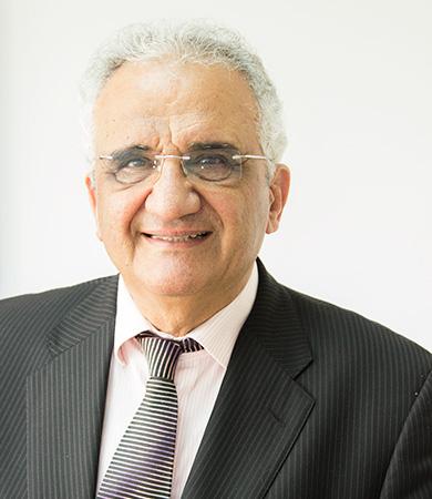 Michael Aghbashoff, Denir President