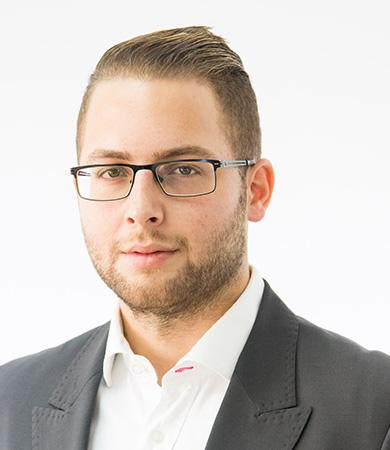Natanel Gadoyev, Sales Manager